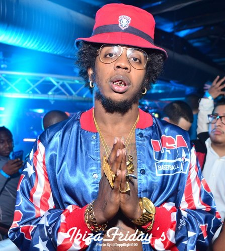 Trinidad James Has Been Dropped From Def Jam!