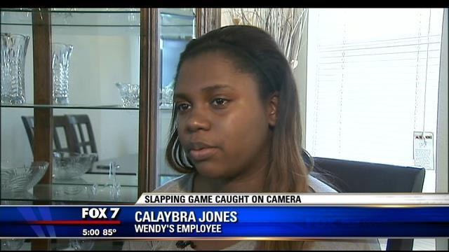 [ VIDEO] A Wendy's Employee Was The Victim Of The Smack Cam Game
