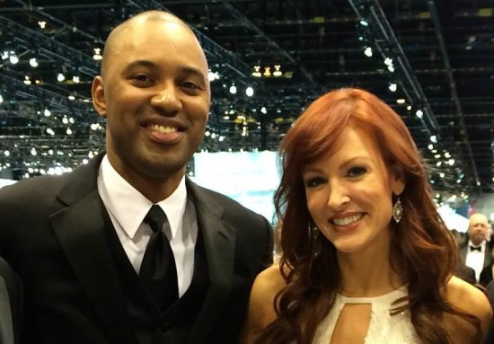 WGN-Channel 9 News Ancor Erin Mc Elroy And Meteorologist Demetrius Ivory Are Planning To Tie The Knot