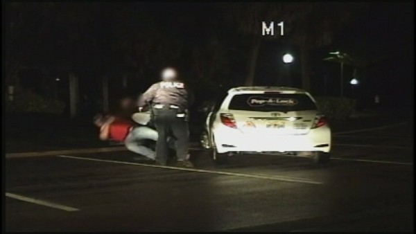 Florida: Officer Fired For Excessive Force, Attempted To cover It-up