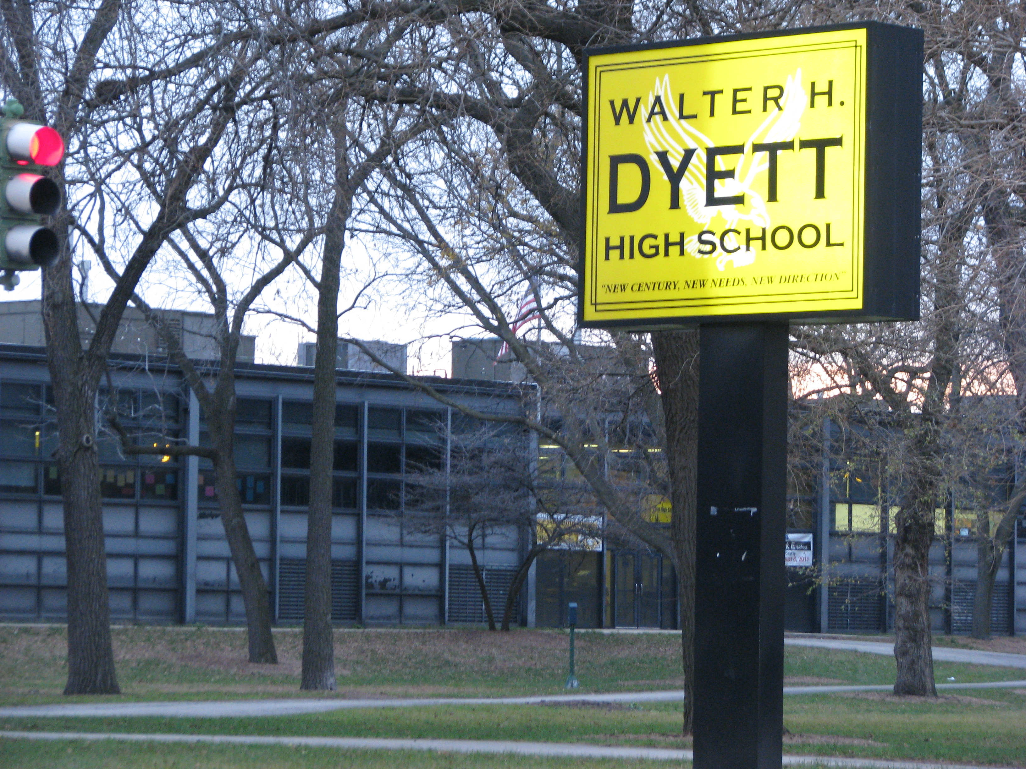 dyett school chicago