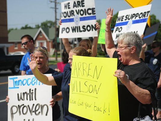 Funds Raised for Ferguson Cop Darren Wilson, has Far Surpassed Funds Raised For Victim Michael Brown