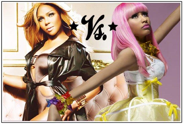 lil kim & Nicki Minaj