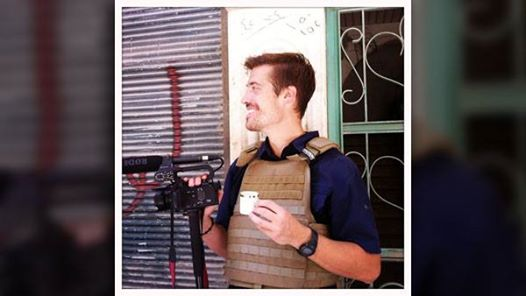 Missing US photojournalist James Foley Allegedly Beheaded by Terrorist Group ISIS