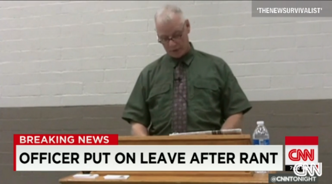 """Missouri Police Officer On Leave Over Video Where He Say's 'I'm A Killer & Will Kill Again"""""""