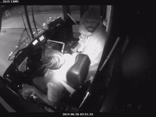 [ VIDEO] CLEVELAND OH, RTA Bus Driver Robbed At Gunpoint, Gunman Still On The Loose!