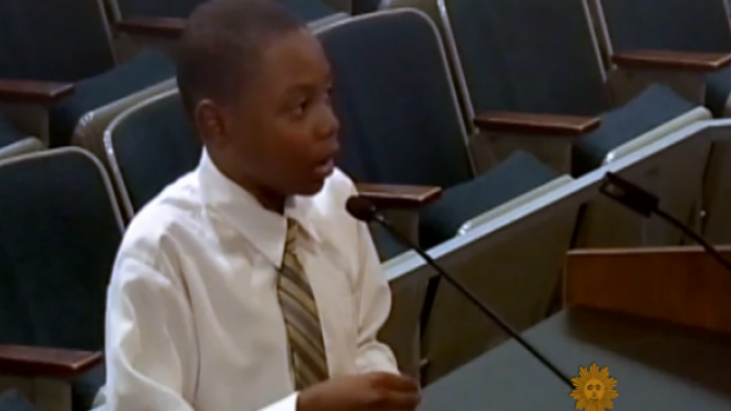Meet the 11-Year-Old Who Could Change Ferguson and Possibly the World