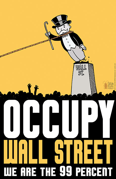 occuoy wall street