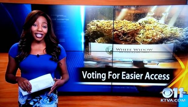 'F*ck it, I Quit': TV Reporter Charlo Greene Quits Live On Air In Spectacular Fashion