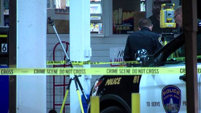 Cleveland, OH- Gas Station Clerk Shoots & Kills Two Armed Robbery Suspects [VIDEO]
