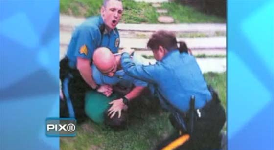 Female Police Officer On Verge Of Being Fired Because She Stopped Officer's From Using Excessive Force On An Emotionally Disturbed Man