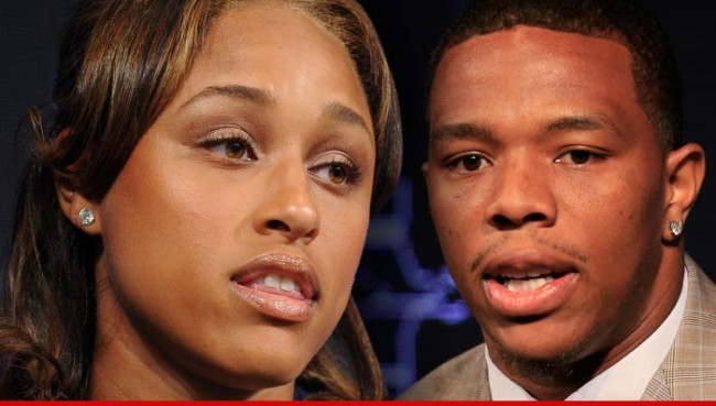 Ray Rice's Wife Is Upset, Say's The Media Has Ruined Their Lives After She Already Forgave Him