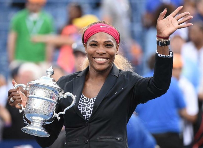 Serena Williams Wins 6th U.S Open Title Beats Caroline Wozniacki for 18th Grand Slam Title