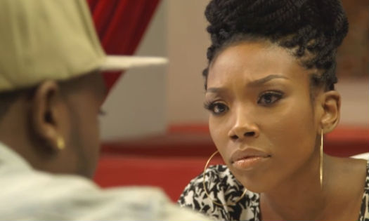 Brandy Checks Younger Brother Ray J For His Irresponsible Behavior & Treatment Of Teairra Mari