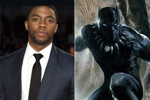 Marvel Universe Has Named Chadwick Boseman The Lead In The Black Panther Adaptation
