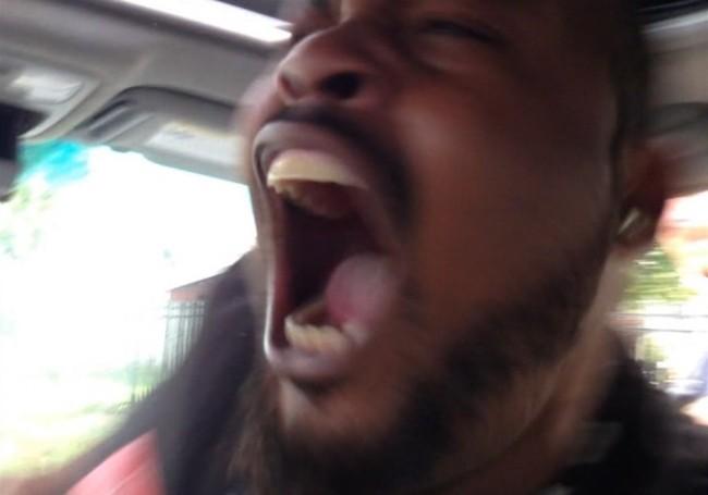 Hammond Police Officer Attacks Passenger, Shattering Car Window and Tasering Him For A Minor Seat-belt Violation