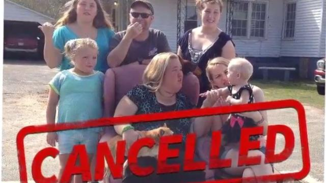 Eldest 'Honey Boo Boo' daughter Matriarch June Shannon says she was molestation victim