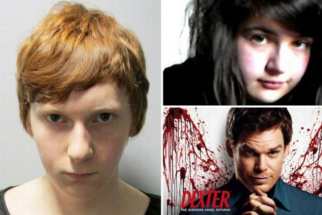 Teen Obsessed With TV Serial Killer Dexter Jailed For Murdering & Dismembering Girlfriend