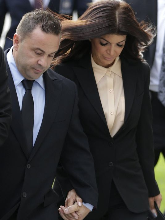 Real Housewives Of New Jersey Teresa guidice Gets 15 Months In Prison For Bankruptcy Fraud & Conspiracy