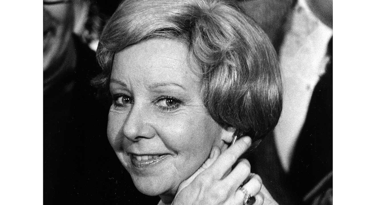 Mayor Jane Byrne