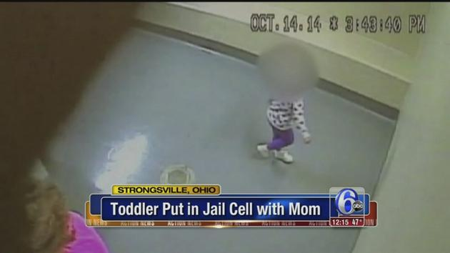 jailed toddler