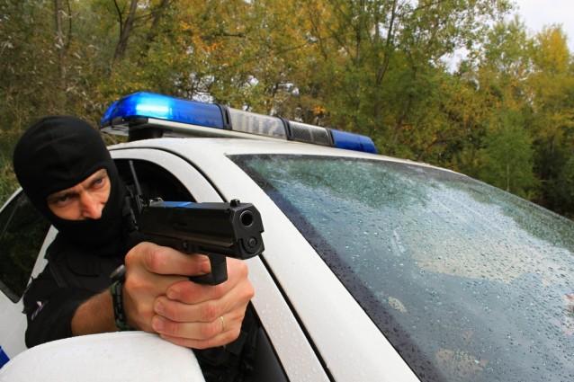 police shooting