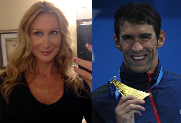 Taylor Lianne Chandler and michael phelps