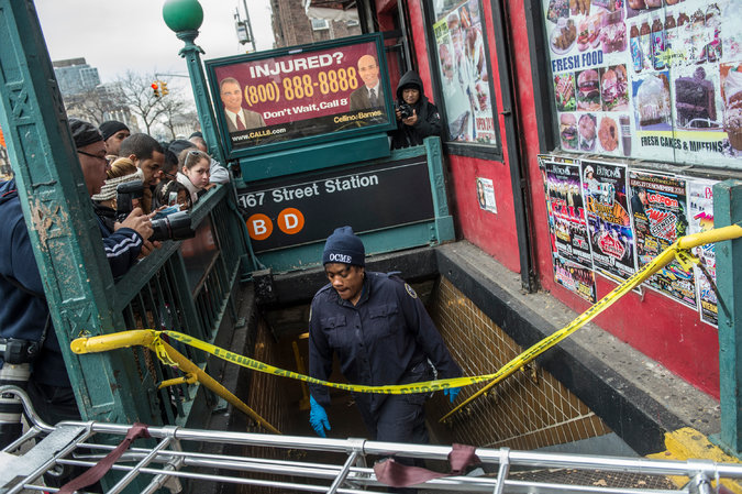 Routine Trip Turns Fatal as a Man Is Pushed in Front of a Subway Train By Stranger