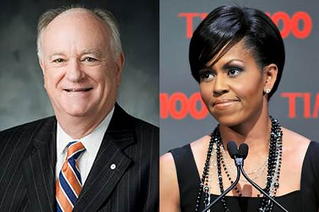 GOP Activist DePass Aplogizes After Posting On FB That The Gorilla Is Related To Michelle Obama