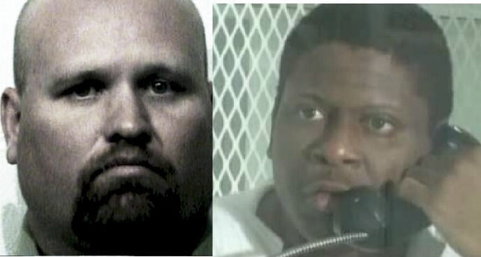 Black Man On Texas On Death Row For Crime The Victims Own Family Said An Ex- Convicted Cop Committed