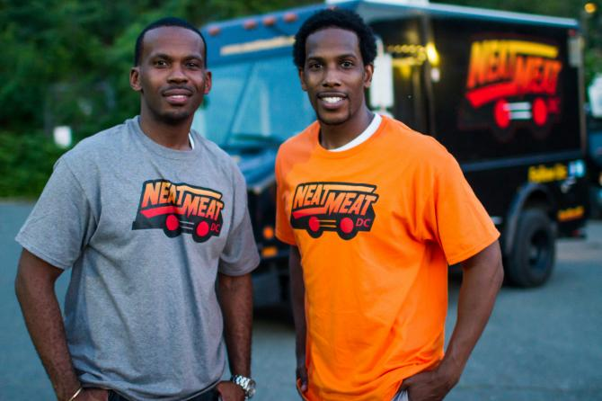 NeatMeatDC- Black-Owned Food Truck Owners Are Taking DC By Storm