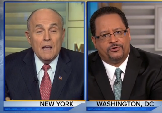 Former NY MayorGiuliani: 'White Police Officers Wouldn't Be There If You Weren't Killing Each Other