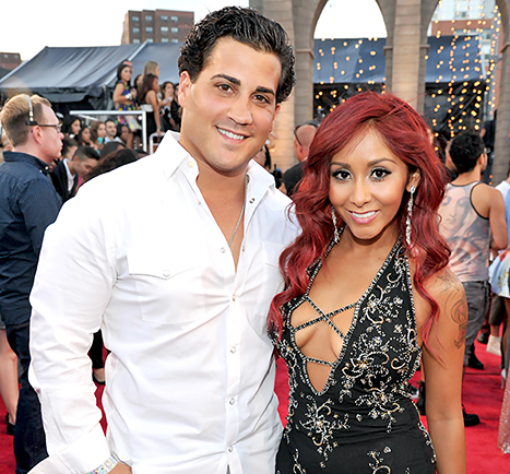 """Nicole """"Snooki"""" Polizzi Marries Jionni LaValle -- Get All the Details on Their Gatsby-Themed Wedding"""