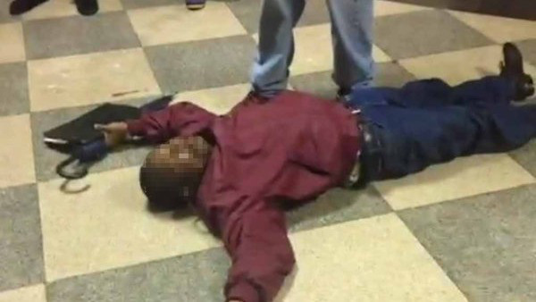 Philadelphia Teacher Knocked Out Cold By Student After Being Disciplined By Teacher
