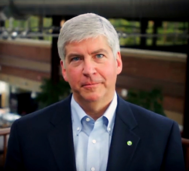 Governor Rick Snyder Signs Suspicion-Based Drug Testing Bills For Adult Welfare Recipients