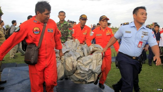 FOUND: AirAsia QZ8501: Forty Bodies Found In Missing Plane Search