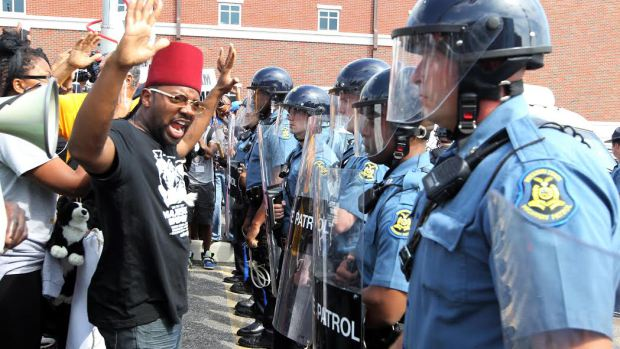 Federal Judge Ruling Sets Stipulations to Limit Police Assaults on Ferguson Protesters