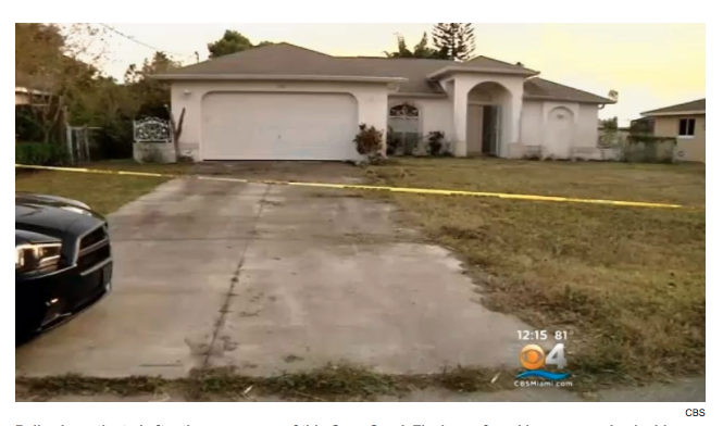 Man Finds a Dead Body in the Florida Home He Bought at an Auction