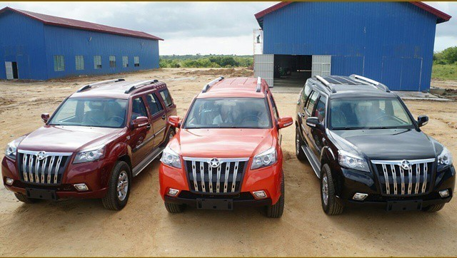cars made in Africa