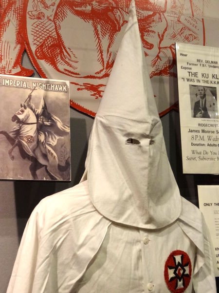 Grand Juror In Darren Wilson Case Outed As KKK Member