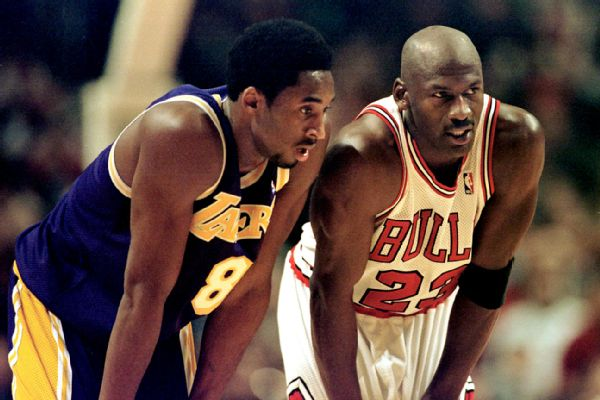 Congratulations!!! Kobe Surpass Michael Jordan's on NBA scoring List