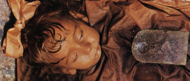 2-Year-Old Girl Is One Of The Best Preserved Mummies Ever