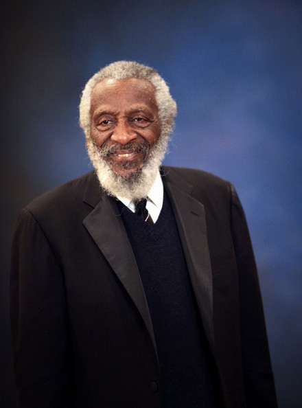 Dick Gregory to Receive Star on Hollywood Walk of Fame On February 2, 2015