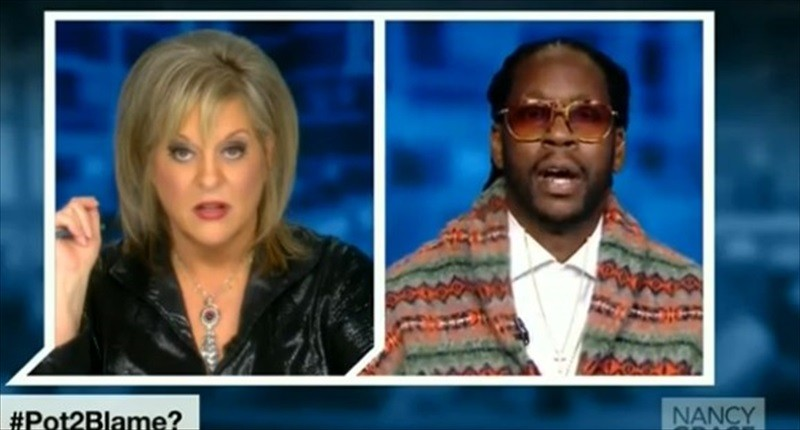 nancy grace & 2 chainz