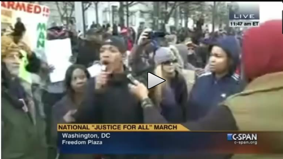 protest video