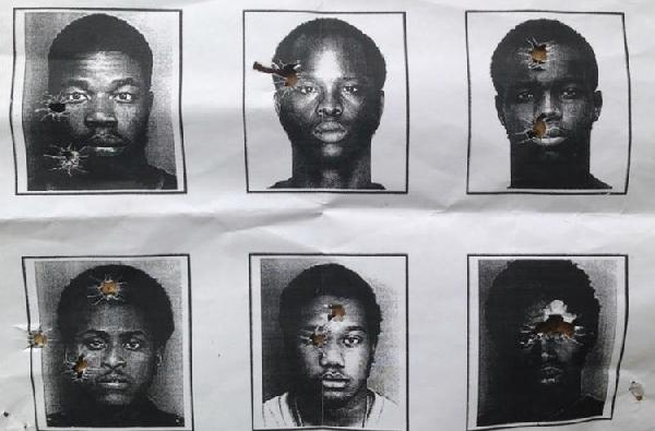 Miami Police Used Pictures of Black Men as Target Practice