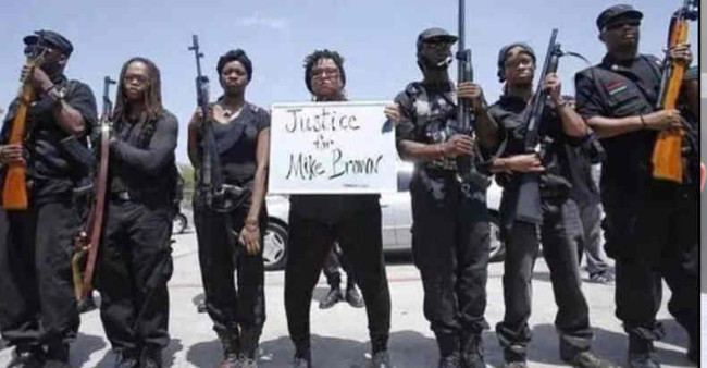 Dallas Black Panthers Are Responding to Police Brutality, With Armed Neighborhood Patrols