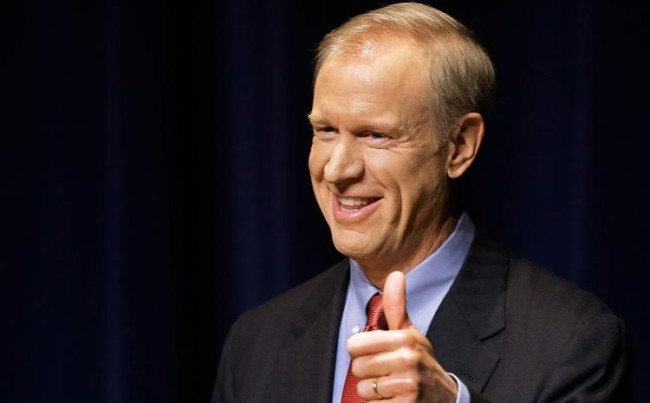 Governor Bruce Rauner Increases Staff Pay Higher Than Former Governor Pat Quinn