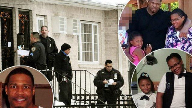 Ex-International Basketball Player kills his wife, children, mother in law & then himself