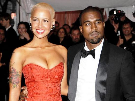 "Kanye's Comments About Amber Rose Exposes How White Women Are ""Always"" Virtuous No Matter How Skeezy Their Past."